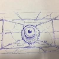Beholder-sketch