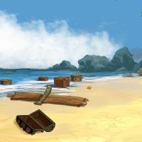 a-ii-beach-empty